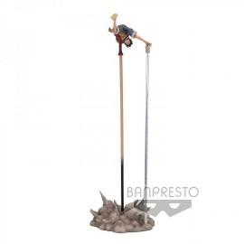 BANPRESTO One Piece figurine Zoukei Monogatari Roronoa Zoro 17 cm