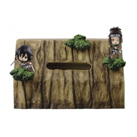 ICHIBAN KUJI ATTACK ON TITANS BOITE A MOUCHOIRS SHINGEKI NO KYOJIN Attack On Titan