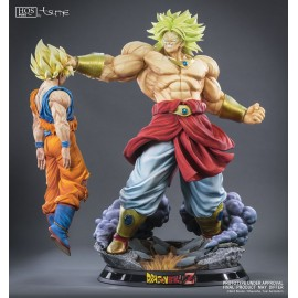 Dragon Ball Z The Quiet Wrath of Son Goku BY TSUME