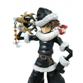 Square Enix KINGDOM HEARTS play arts action figure figurine SORA HALLOWEEN NO.4