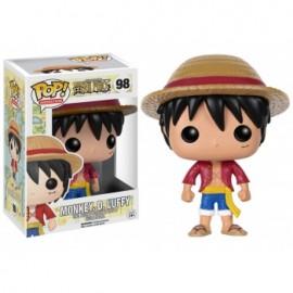 Funko POP! Animation - One Piece: Luffy - Vinyl Figur 10cm