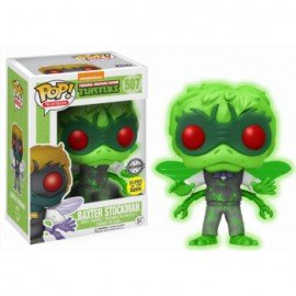 Funko POP! TMNT - Baxter Stockman Glow In The Dark Vinyl Figure 10cm