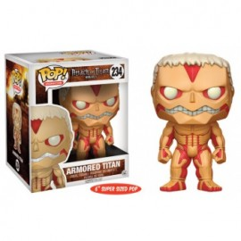 Funko POP! Attack On Titan - Armored Titan Oversized Vinyl Figure 15cm