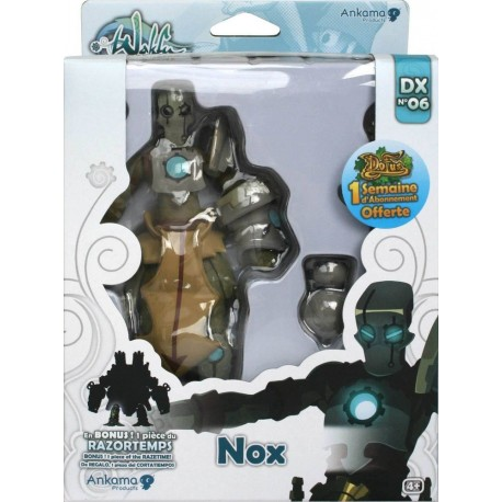 PROMO Figurine Action WAKFU Ruel Dofus Collection DX 05 Manga Ankama Bandai NEUF