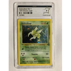 POKEMON CARTE TCG FRANCAIS insecateur ed 1 jungle ERROR 10/64 pca 9