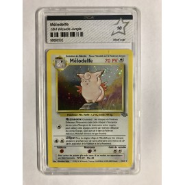 POKEMON CARTE TCG FRANCAIS melodelfe jungle 1/64 pca 10
