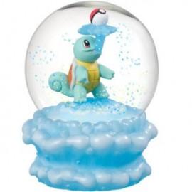 FIGURINE FIGURE BOULE A NEIGE Pokemon AQUALI SHOWERS snow slow life Japan OFFICIEL POCKET MONSTERS