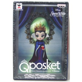 BANPRESTO Q posket MALEFICENT SLEEPING BEAUTY Disney Characters petit Villains Figure