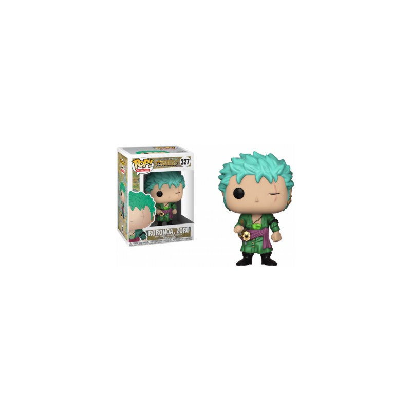 Funko Pop Tv One Piece S2 Zoro Vinyl Figure 10cm
