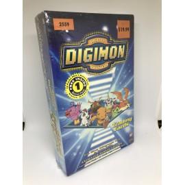 DIGIMON BANDAI TRAIDING CARDS CARTE ANIMATED SERIES EDITION