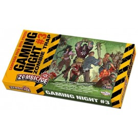 Zombicide Murder of Crowz Expansion Pack Board Game set 8