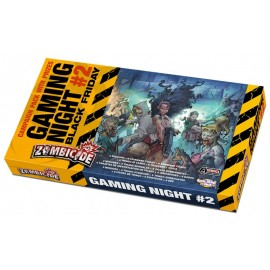 Zombicide Angry Zombies set 3