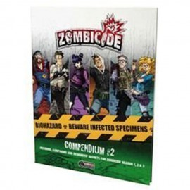 Zombicide campaign pack with prizes gaming night set é black friday