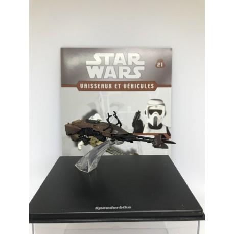 ATLAS STAR WARS VAISSEAUX ET VEHICULES le chasseur droide droideka