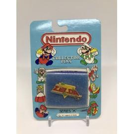 rare nintendo SCELLER NEUF COLLECTOR PINS PEACH MARIO jeux video retro gaming