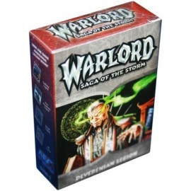 STARTER DECK WARLORD dwarf legion ANGLAIS SOUS BISTER