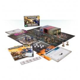 First Strike A Warhammer 40,000 Starter Set (Anglais)
