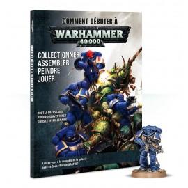 warhammer 40,000 Comment debuter a Warhammer
