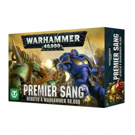 WARHAMMER 40 000 Premier Sang Une boite de base Warhammer