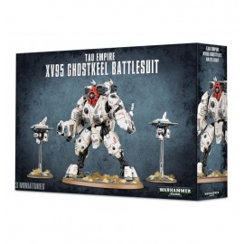 WARHAMMER 40 000 tau empire XV95 Ghostkeel Battlesuit