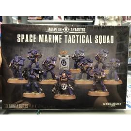 WARHAMMER 40 000 adeptus astartes space marine Tactical Squad