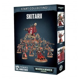 WARHAMMER 40 000 Start Collecting Skitarii