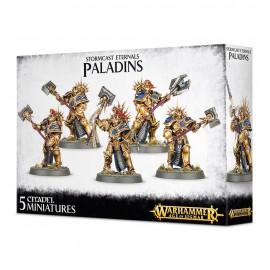 Warhammer age of sigmar Retributors stormcast eternals paladins