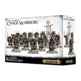 WARHAMMER age of sigmar Chaos Warriors Regiment