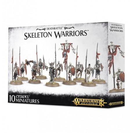 WARHAMMER age of sigmar Chaos Warriors Regiment