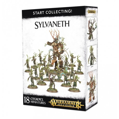 WARHAMMER age of sigmar Start Collecting Seraphon