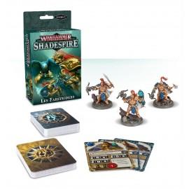 WARHAMMER Underworlds: Shadespire garde sepulcrale