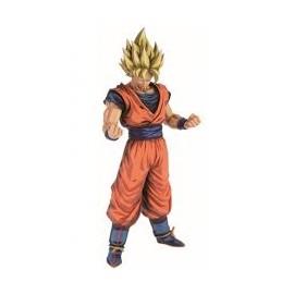 BANPRESTO Dragon Ball Z GOKU KID NUAGE MAGIQUE TENUE KAME 13CM