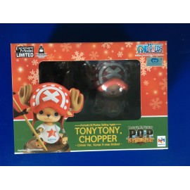 MEGAHOUSE Excellent Model Portrait.Of.Pirates One Piece CHOPPER VER 2014 ARMY 15TH Figure PROMO