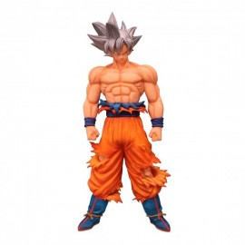 BANPRESTO Figurine Dragon Ball Super Grandista Resolution of Soldiers Son Goku PVC Statue 28 cm