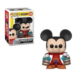 funko pop DISNEY MICKEY STEAMBOAT WILLIE 90 YEARS Figurine POP! Disney Vinyl 9 cm