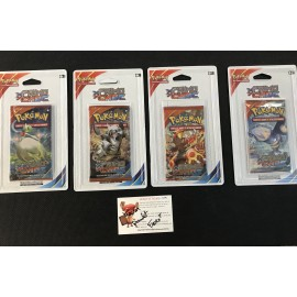 POKEMON lot des 12 cartes promo Pokemon Card 10Th Anniversary Movie Complete set