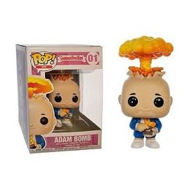 funko pop GARBAGE PAIL KIDS ADAM BOMB Figurine POP! Disney Vinyl 9 cm