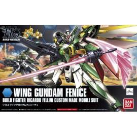 Gundam 1 / 144 HGBF flame