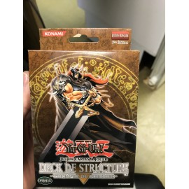 NEUF 1ere EDITION francais yu gi oh deck structure triomphe du guerrier