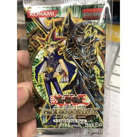 NEUF 1ere EDITION francais yu gi oh booster l impact des cybertenebres 2006