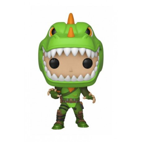 Funko Pop Fortnite Figurine Games Vinyl Rex 9 Cm Dream