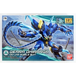 Bandai HG Gundam Build Divers 007 Geara Ghirarga 1/144 Scale Kit