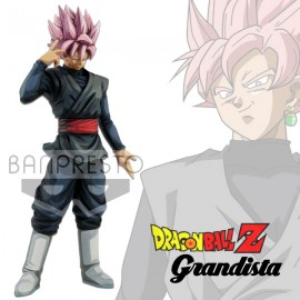 banpresto dragon ball z DBZ Grandista Manga Dimension Super Saiyan Rose Son Goku 28cm