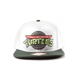Les Tortues Ninja casquette baseball Snap Back Logo