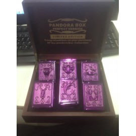 Saint Seiya Myth Cloth HADES pandora box perfect version