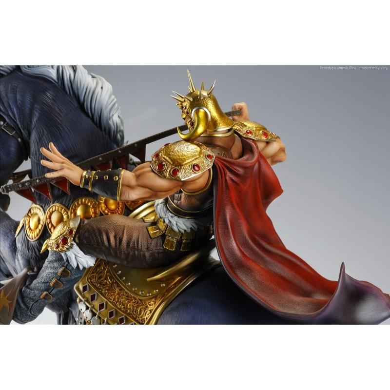 Raoh le roi du hokuto hqs by tsume ken le survivant dream of figure - Le roi du matelas recrutement ...