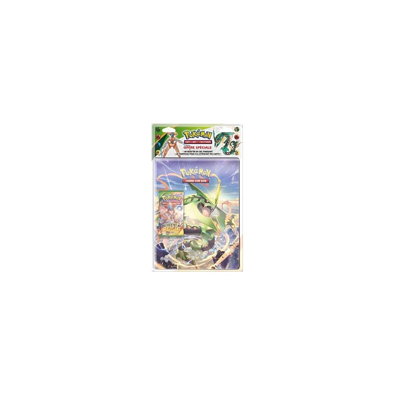 xy pack cahier range cartes booster ciel rugissant of figure