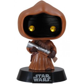Star Wars POP! Vinyl Bobble Head Jawa Black Box Re-Issue 10 cm