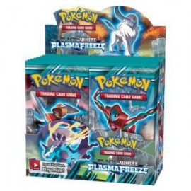 Boosters Pokémon NOIR ET BLANC GLACIATION PLASMA - en Français