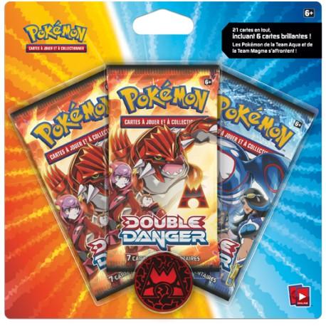 Boosters Boosters Pokémon Double Danger en francais